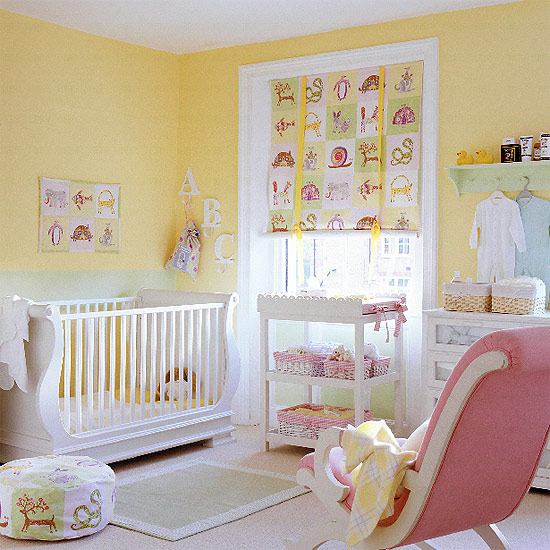 Inspiration For Baby S Room