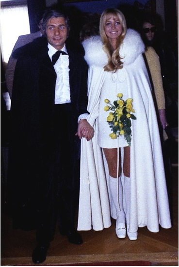 Brigitte Bardot Wedding