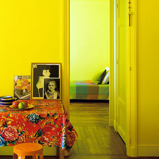 These 6 Pieces Of Colorful Furniture Are Absolute Must Haves: Yellow!Yellow!Yellow