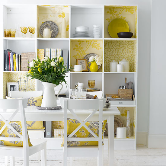 Inspiration for dining room