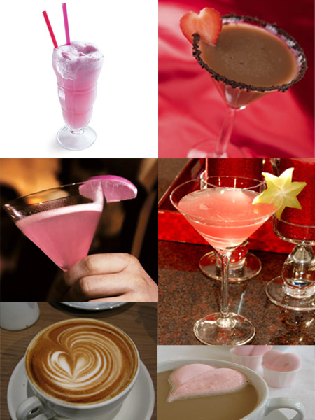 drinks-for-v-day-party