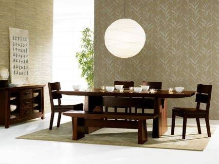 eco furniture dining room