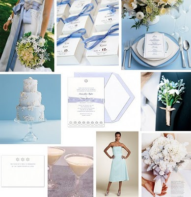 Color Inspiration Light Blue
