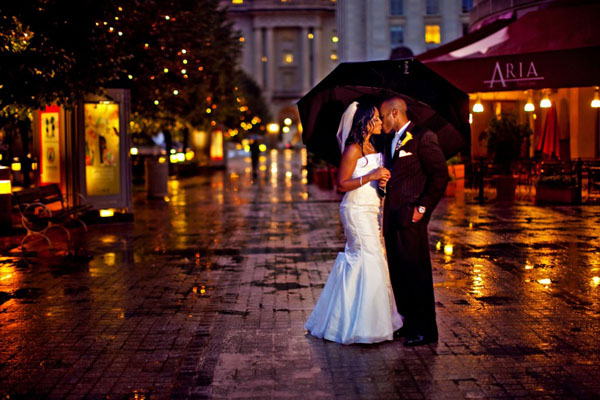 If It's Raining/snowing On Your Wedding Day…