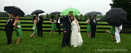 rainy wedding6