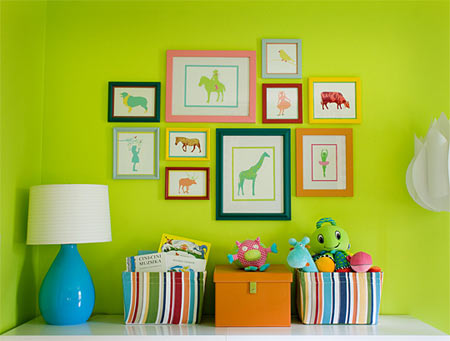 blue+green-nursery