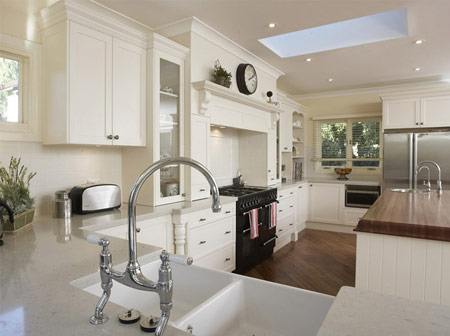 French Country: The Kitchen