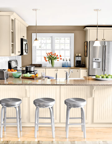 Compact Kitchen Layout Ideas