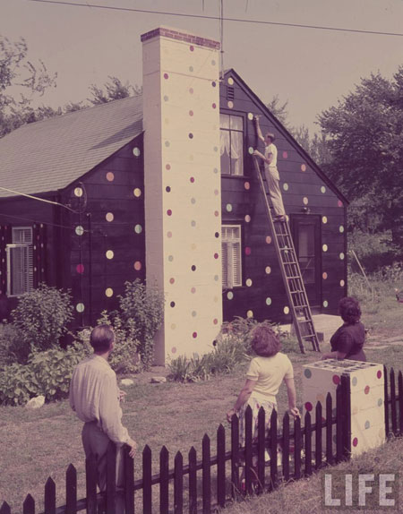 polka-dot-house