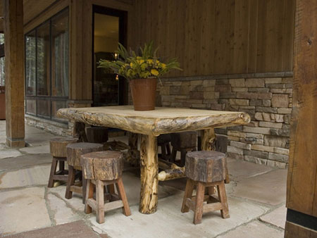 rustic-table