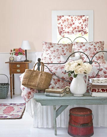 Bring florals into your home