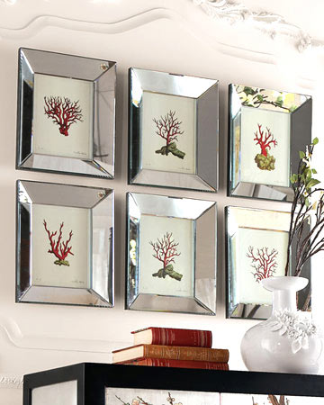 Interior Decorating Mirrors Small Rooms