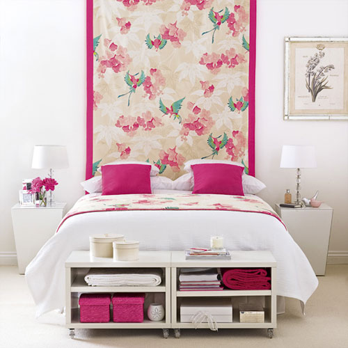 Bedroom Inspiration ~ Quarto Rosa Pink