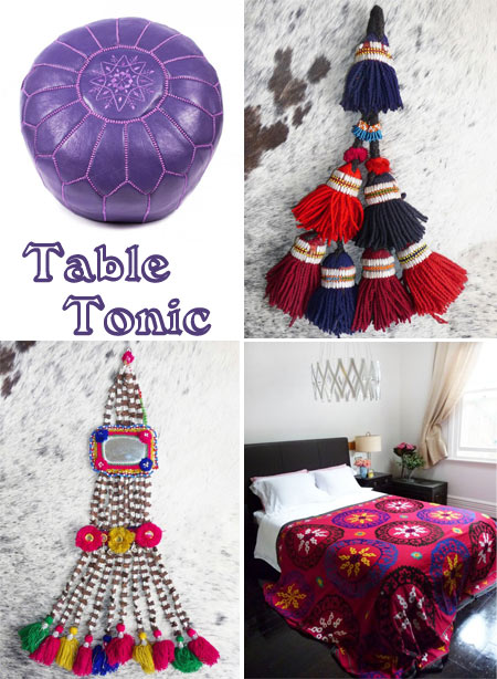 Table Tonic shop