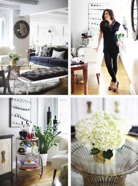 Home Tour Nicole Cohen Of Sketch42