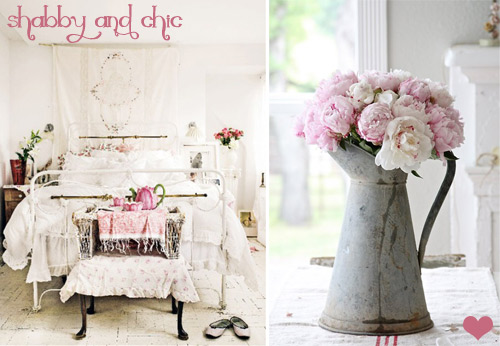 Shabby and chic for Photo shabby chic