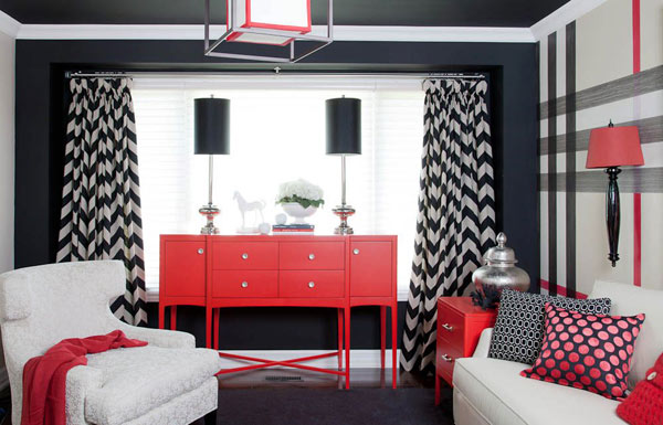 colors for bedroom dabble mag hints of red 11175 | dabblemag1