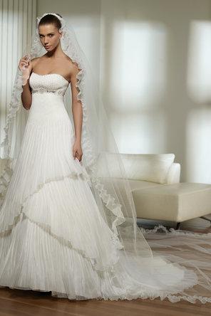 My potential wedding look